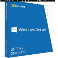 Windows Svr SID 2012 R2 X64 English 1PK DSP OEI DVD 2CPU/2VM Update Media included Part#X18-45392