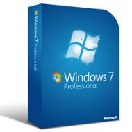 Microsoft Windows 7 Professional SP1 64 Bit ENGLISH 1PK DSP OEI DVD #FQC-08289
