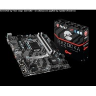 MSI B250M BAZOOKA DDR4 7th Gen.LGA1151 Socket Mainboard