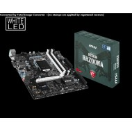 MSI B150M BAZOOKA 6th Gen. DDR4 LGA 1151 Socket Mainboard