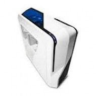 NZXT Phantom 410-W1 White Gaming Casing (Without Power Supply