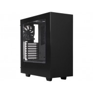 NZXT Source S340 Glossy Black Gaming Casing