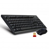 A4 Tech 3000N Wireless Keyboard & Mouse