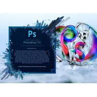 Adobe Photoshop Creative Cloud (Multiple Platforms) Multi Asian Languages License (1 user 1 year) ALL Version Part #65270822BA01A12