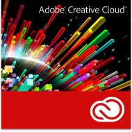 Adobe Creative Cloud for teams - All Apps with Adobe Stock (Multiple Platforms) Multi Asian Languages License (1 user 1 year) ALL Version Part #65270634BA01A12