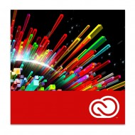 Adobe Creative Cloud for teams - All Apps (Multiple Platforms) Multi Asian Languages License (1 user 1 year) ALL Version Part #65270772BA01A12