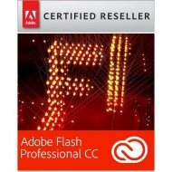Adobe Animate Creative Cloud / Flash Professional Creative Cloud (Multiple Platforms) Multi Asian Languages License (1 user 1 year) ALL Version Part #65270423BA01A12