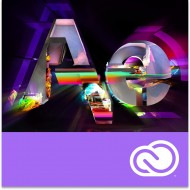 Adobe After Effects Creative Cloud (Multiple Platforms) Multi Asian Languages License (1 user 1 year) ALL Version Part #65270751BA01A12