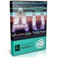 Adobe Audition Creative Cloud (Multiple Platforms) Multi Asian Languages License (1 user 1 year) ALL Version Part #65270330BA01A12