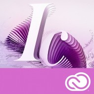 Adobe InCopy Creative Cloud (Multiple Platforms) Multi Asian Languages License (1 user 1 year) ALL Version Part #65270297BA01A12