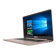 Asus Zenbook UX410UA 7th Gen Intel Core i5 7200U (2.5GHz, 8GB DDR4, 1TB) 14 Inch FHD LED Rose Gold Notebook with Endless-OS