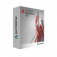 Autodesk AutoCAD LT 2017 Commercial New Single-user ELD 2-Year Subscription(Part # 057I1-WW3738-T591)