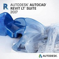 Autodesk AutoCAD Revit LT Suite 2017 Commercial New Single-user ELD 2-Year Subscription(Part # 834I1-WW3738-T591)