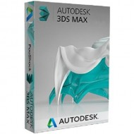 Autodesk 3ds Max 2017 Commercial New Single-user ELD 1-Year Subscription(Part # 128I1-WW6919-T229)