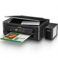 Epson L-455 Ink Printer(I,CL,MF,W, Card slot)