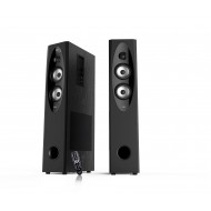 F&D T60X Bluetooth 2:1 Tower Speaker(With Wireless Microphone )