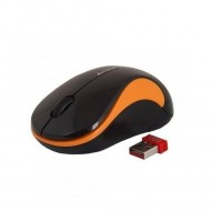 A4 Tech G3-270 Black-Orange wireless Mouse