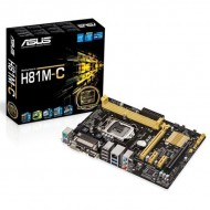 Asus H81M-K/C/SI 4Th Gen. LGA1150 Socket Mainboard