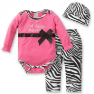 Carters Baby Girl Clothes