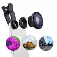 Fish Eye Smartphone Camera Lens Wide Angle