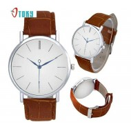 Analogue display wrist watch for men