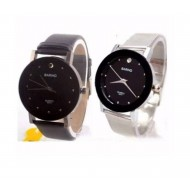 Bariho stainless steel couple wrist watch-copy