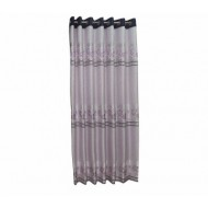 Single Piece Satin Curtain