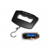 Digital Electronic Luggage Wave Scale - Black