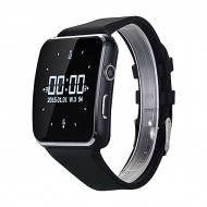 Brothers Tech X6 Smart Watch - Black
