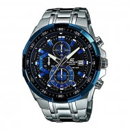 Casio Casio EF-539D Silver Stainless Steel Wrist Watch For Men