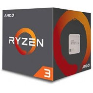 AMD RYZEN 3 1200 4-Core 3.1 GHz Turbo Core Speed 3.4 GHz Desktop Processor (O)