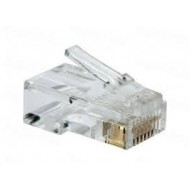 D Link Cat 5 RJ45 Cable Connector (o)
