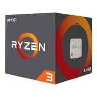 AMD Ryzen 3 1200 3.1-3.4 GHz 4-Core 8MB Cache 65W AM4 Processor (r)