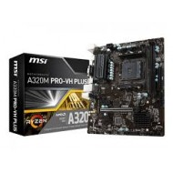 MSI A320M PRO-VH PLUS DDR4 AMD AM4 Socket Mainboard (r)