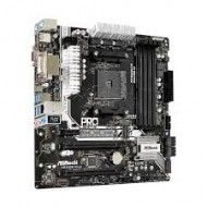 ASRock AB350M Pro4 DDR4 AMD Socket AM4 A-Series Motherboard (r)