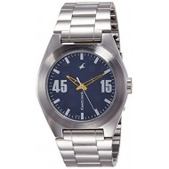 Fastrack Blue Dial Gents Watch (3110SM03)