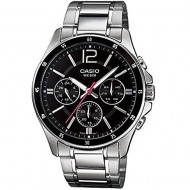 CASIO MULTI-FUNCTION DIAL WATCH- MTP-1374D-1AVDF