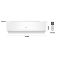 1.5 Ton Single Split Panasonic Air Conditioner(CS-PC18MKH)