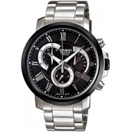Casio Multifunctional Black Dial Watch(BEM-506CD-1AVDF)