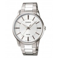 CASIO SMART LOOK WHITE DIAL WATCH(MTP-1303D-7AVDF)