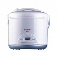 Sharp 1.8 Liters 10 Cups Rice Cooker KS-M18L(W)