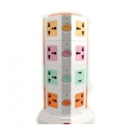 4 Layer Multiplug With 2 USB Port By Beacon