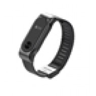 Xiaomi Stainless Steel Bracelet Strap Black For Mi Band 2