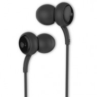 REMAX Touch Music Earphone With Mic RM 510 Black