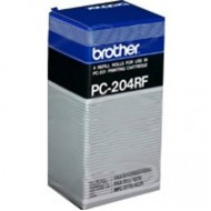 Brother PC-204RF Refill Rolls For FAX-1020E/1030E r