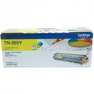 Brother TN-265 Yellow Color Toner (2200 pg) (R)