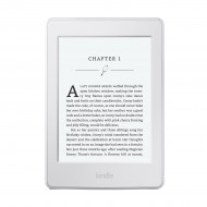 Amazon Kindle paperwhite (300 ppi,6 Inch Display, 4GB Storage, Built-in Light, Wi-Fi) White E-Reader