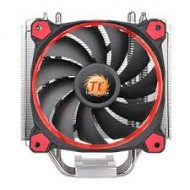 Thermaltake Riing Silent 12 Red led Air CPU Cooler #CL-P022-AL12RE-A r