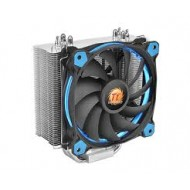 Thermaltake Riing Silent 12 Blue Led Air CPU Cooler #CL-P022-AL12BU-A r