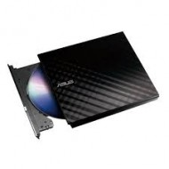 Asus SDRW-08D2S- USB External Slim DVD Writer (R)